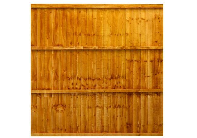 Tafs Standard Board Fence Panel