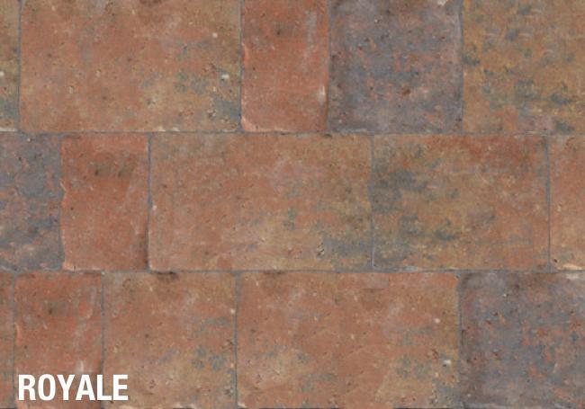 Bradstone Monksbridge 9.6m² Block Paving Pack