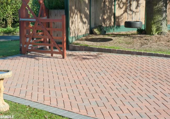 Brett Omega 8.08m² Block Paving Pack