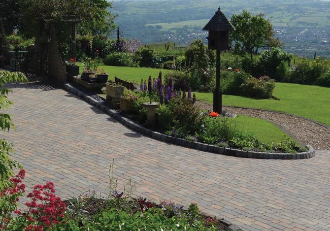 Bradstone Monksbridge 9.6m² Block Paving Pack