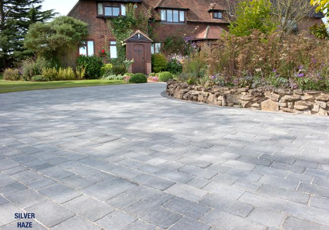 Brett Alpha Trio 8.94m² Block Paving Pack