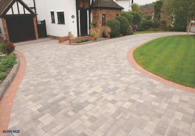 Brett Beta Trio 9.41m² Block Paving Pack