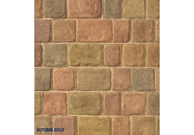 Brett Regatta Trio 8.5m² Block Paving Pack