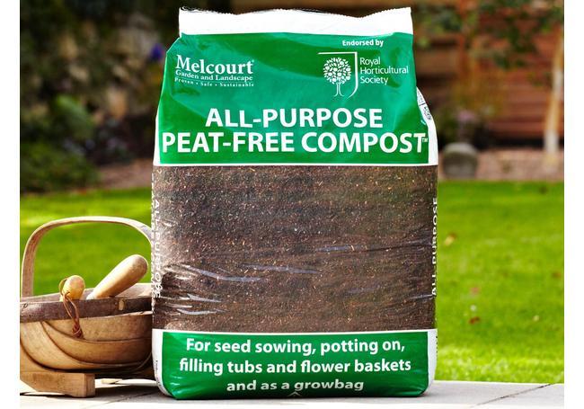 Melcourt Multi Purpose Compost 50 Litre Bag