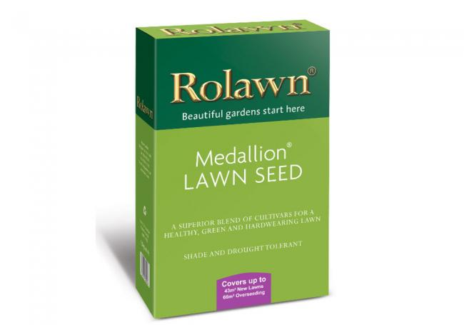 Rolawn Medallion Lawn Seed 1.5kg Box