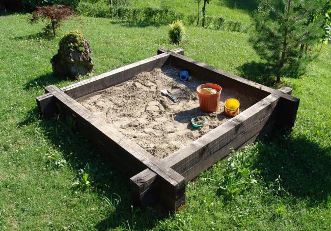 Silver Playpit Sand
