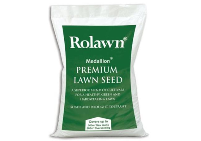 Rolawn Medallion Lawn Seed 20kg Bag