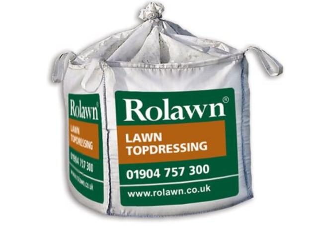 Rolawn Topdressing