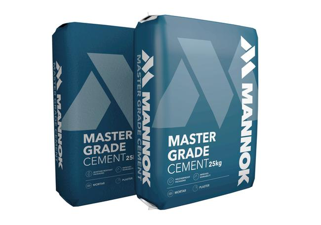 Mannock Master Grade Cement