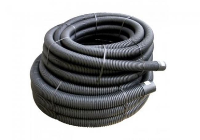 25mx100m flexible land drain pipe for sale from awbs ltd. Black Bedroom Furniture Sets. Home Design Ideas