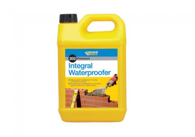 Integral Waterproofer