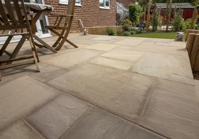 AWBS Meadow Blend Paving