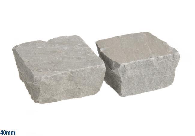 AWBS Stone Grey Sandstone Setts