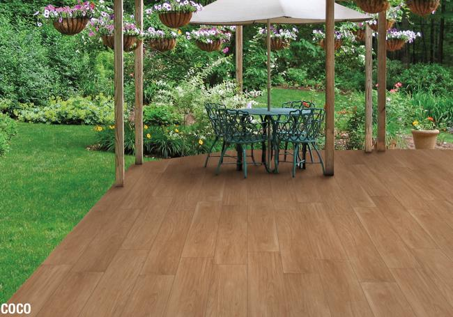 Pavestone Crosswood Porcelain