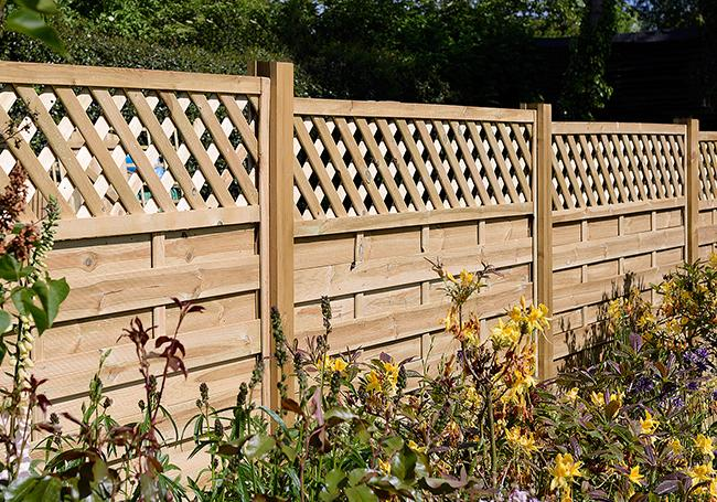Grange Elite Malo Fence Panel
