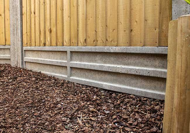 Concrete Gravel Board