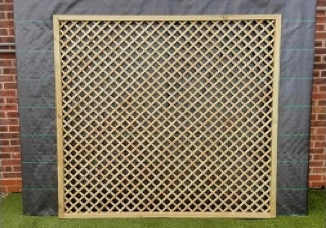 Tafs Diamond Trellis