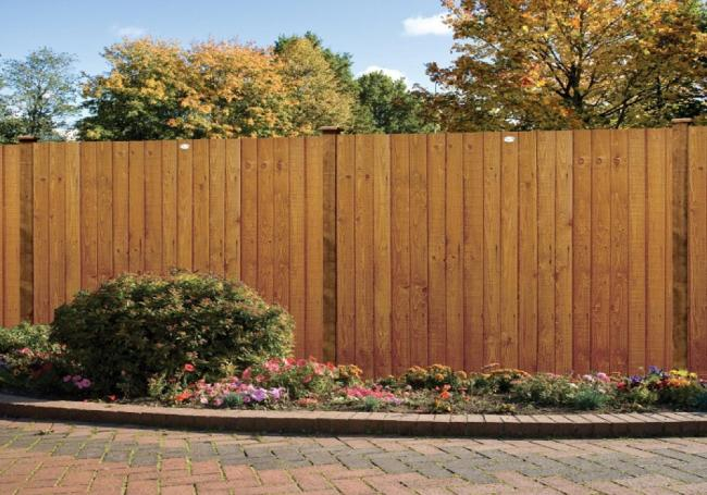 Best Value Board Fence Panel