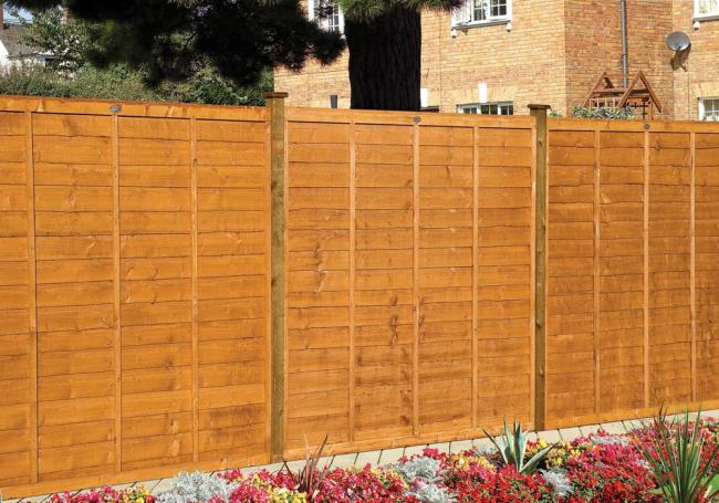 Best Value Lap Fence Panel