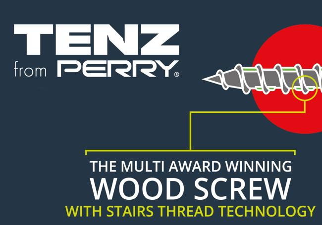 Tenz Woodscrew