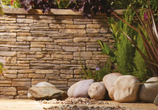 Bradstone Madoc Walling Full Block