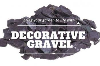 Bring Your Garden to Life with Decorative Gravel