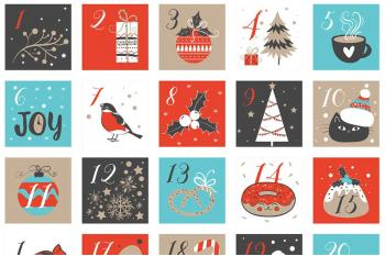 Amazing Christmas offers with the AWBS advent calendar!