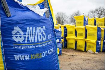 AWBS Bagging Plant: Responsibly Sourced Aggregates & Gravels