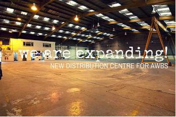 New Oxford Distribution Centre for AWBS