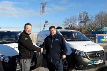 AWBS Expands Fleet with Local Mercedes Dealer, Rygor