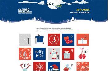 The AWBS Advent Calendar: Amazing Christmas Offers!