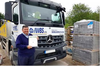 Earned Recognition Scheme Award For AWBS