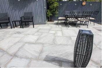 AWBS Competition Winners' New Patio
