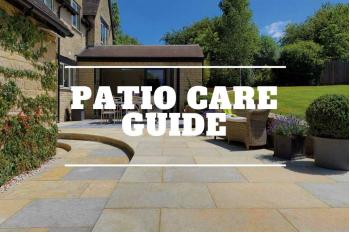 A Guide to Caring For & Cleaning Paving Slabs