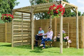 Perfect Garden Pergolas For All Gardens