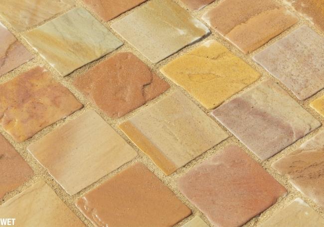 AWBS Coastal Mix Sandstone Setts