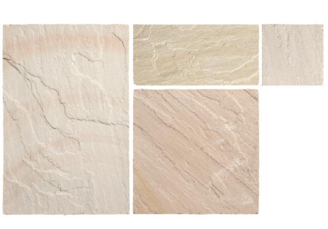 Global Stone Ravenna Sandstone 15.3m² Pack