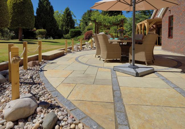 Pavestone Abbey 15m² Pack