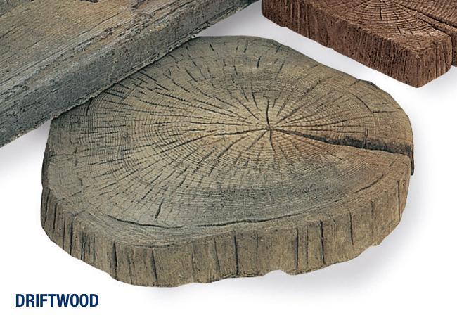 Stonemarket Timberstone Stepping Stones