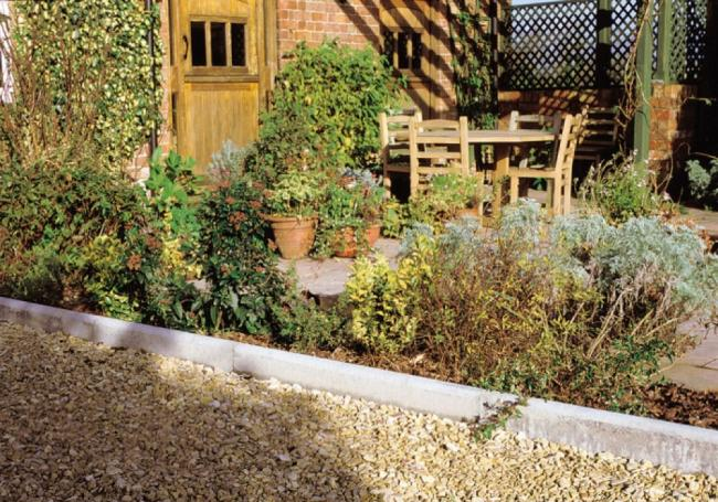Standard Path Edging Stones