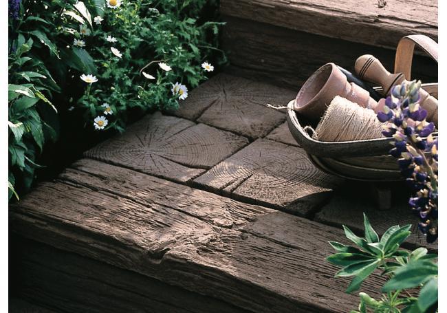 Stonemarket Timberstone Sleeper