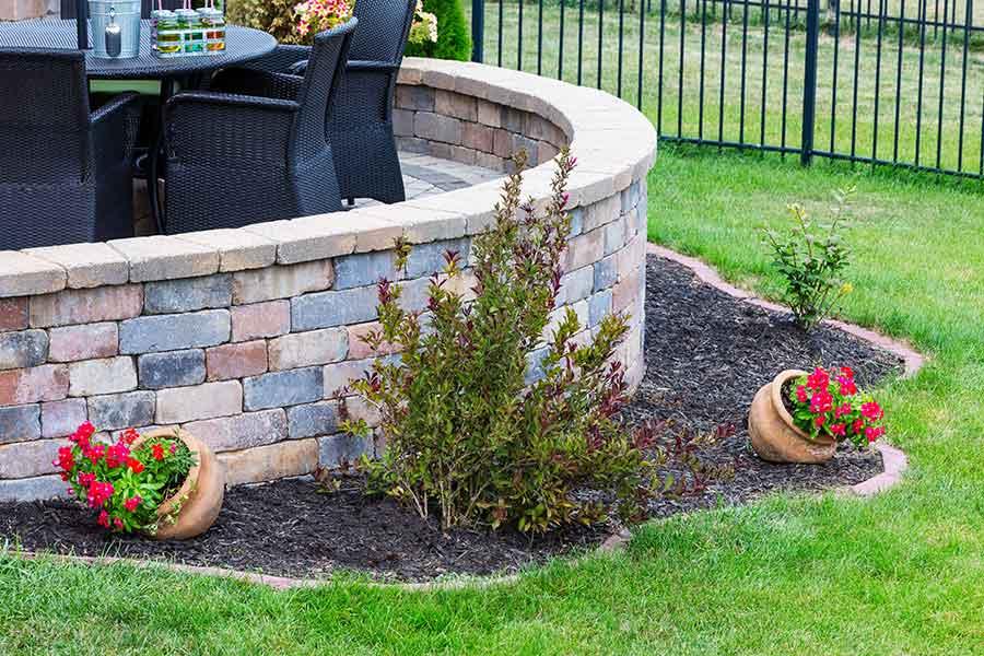 Great Ideas For Retaining Garden Walls