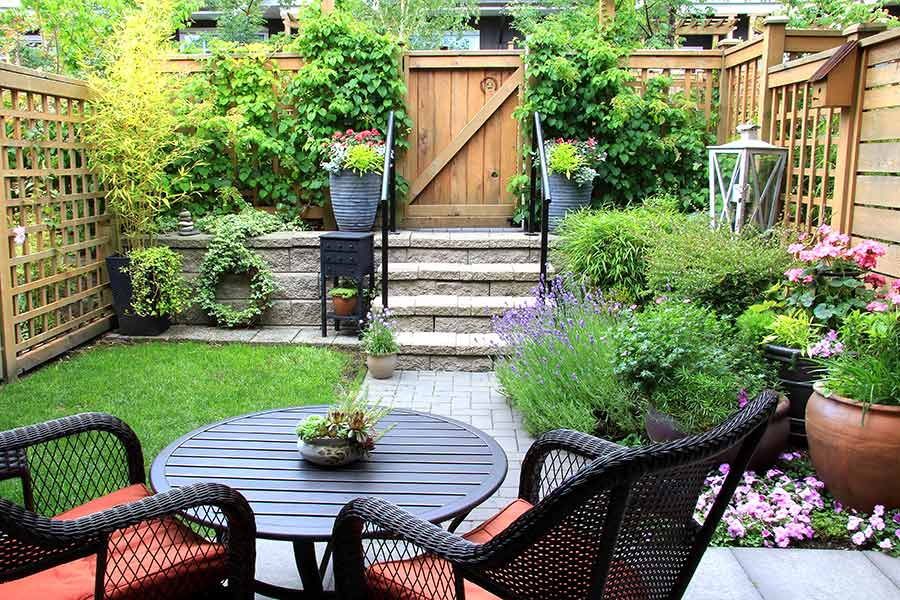 Small Garden Design Ideas To Transform Outside Spaces