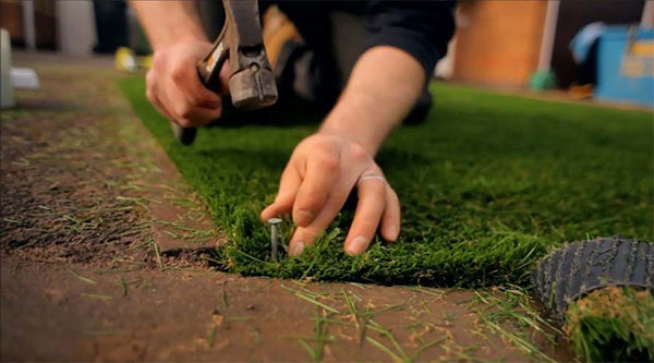 How To Lay Artificial Grass Expert Guide With Images